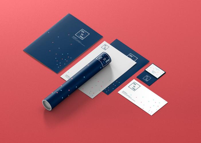 diseñamos identidad corporativa tienda de regalos