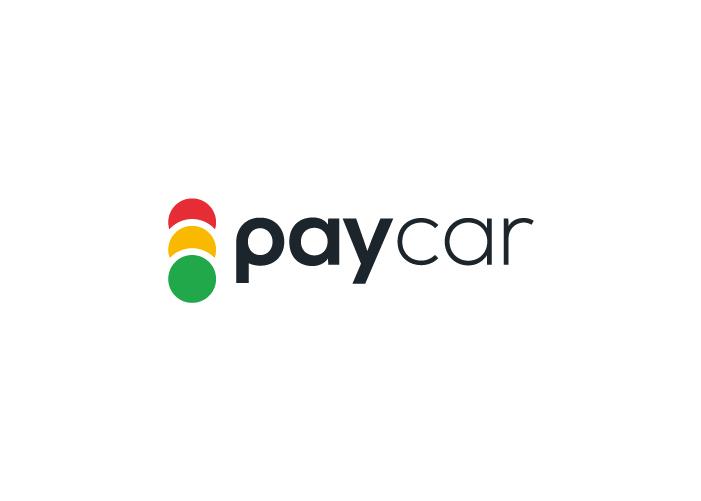 diseño logo pagos vehículos
