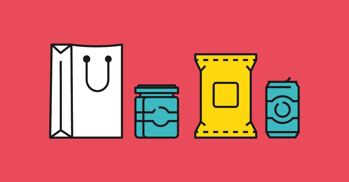 Las claves para diseñar un buen packaging
