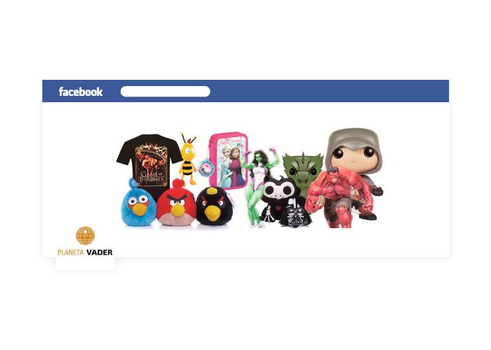 Diseño de redes sociales para tienda de artículos exclusivos para coleccionistas