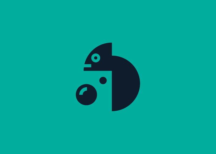 LoInspiración logo camaleón