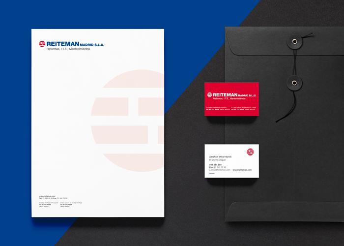diseño identidad corporativa empresa de reformas
