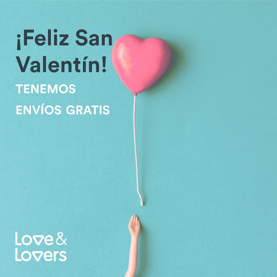 diseño campaña San Valentín