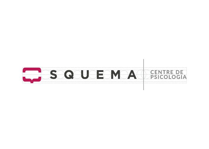 Logotipo de centro de psicología con las guías