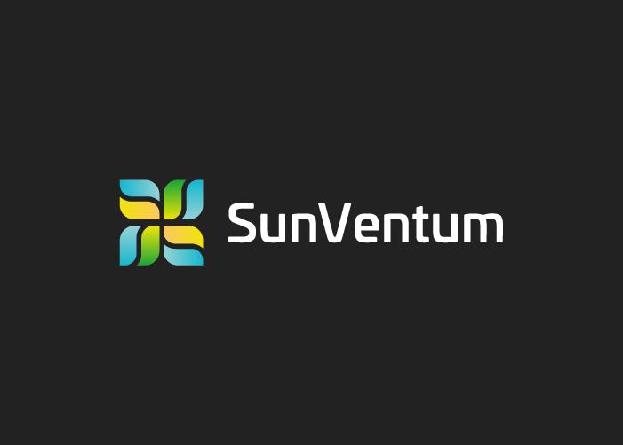 Diseño logo energías renovables