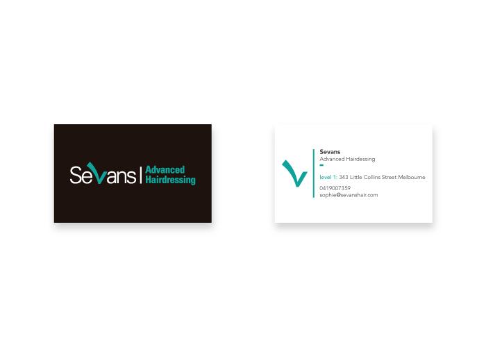 Diseño de tarjetas corporativas Sidney