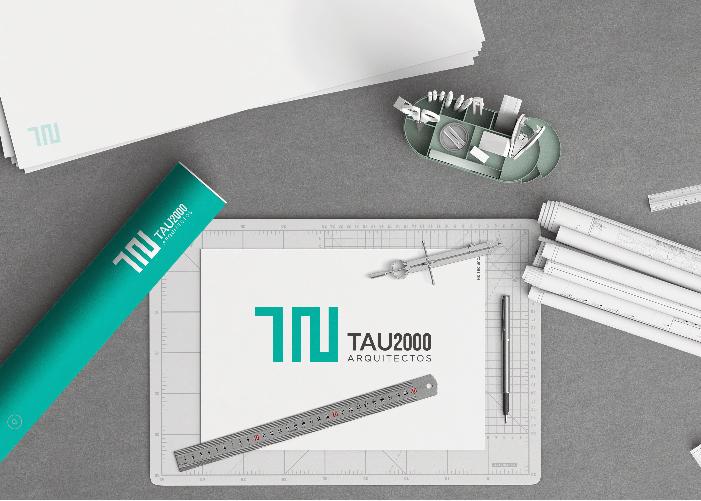 diseño logo T arquitectos