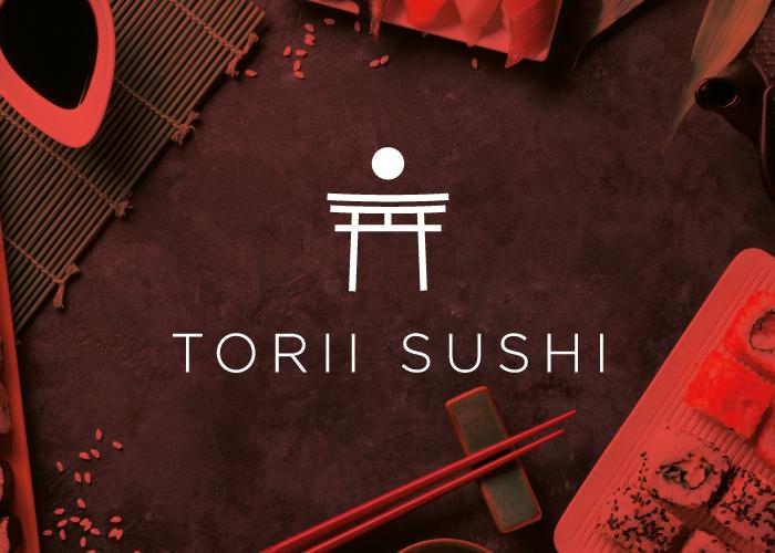 diseño logo comida japonesa