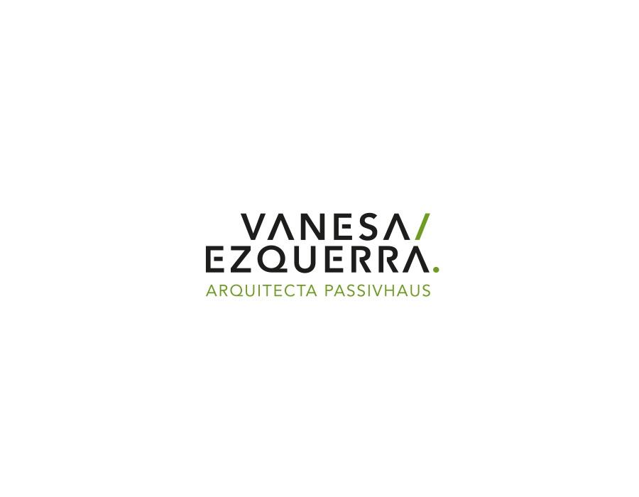 Diseño de marca estudio Arquitectura Passivhaus